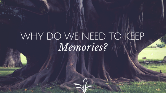 Why Do We Need to Keep Memories?
